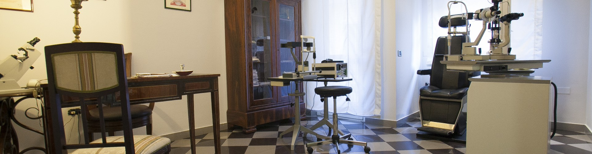 Studio Oculistico Cassino - Dott. Luigi Pinchera